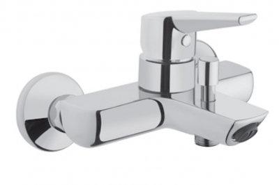Solid S смеситель для ванны и душа