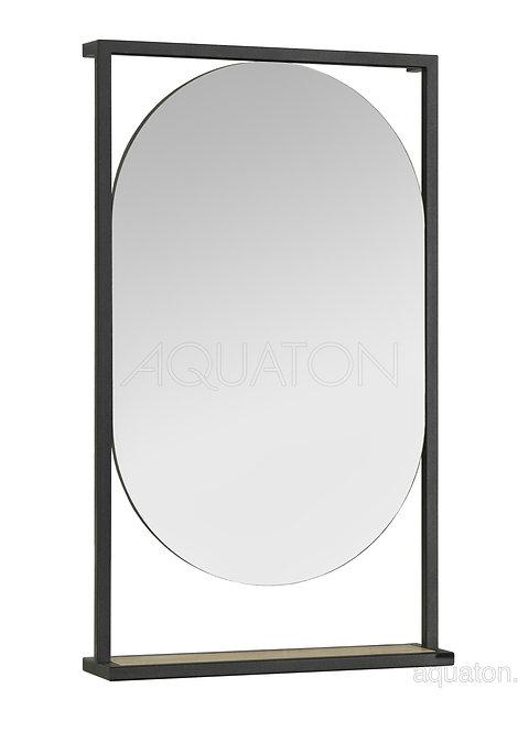 Зеркало Aquaton Лофт Фабрик 50 дуб кантри