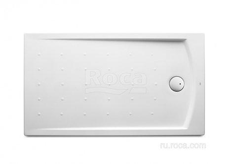 Душевой поддон Roca Hall 1400х800 белый 276075000
