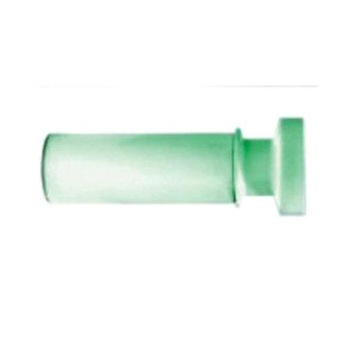 Карниз для ванной комнаты, 110-200 см, зелёный, IDDIS, 012A200I14