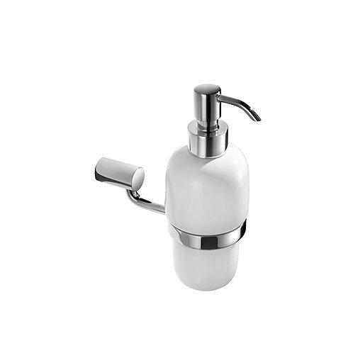 Дозатор для жидкого мыла, латунь, керамика, Renior, IDDIS, RENSBC0I46