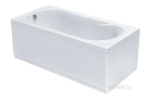 Ванна Santek Касабланка XL 180х80 с рамой, панелью и сифоном