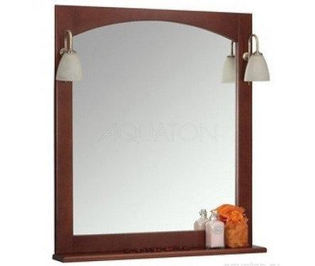 Зеркало Aquaton Наварра 85 орех 1A138702NAM10