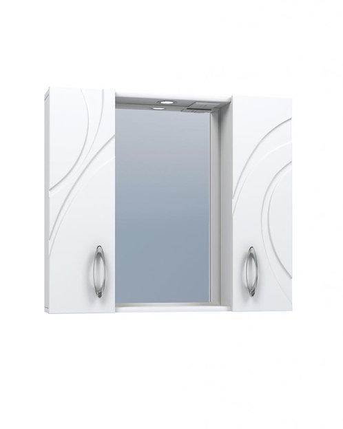 MIRELLA 80 Шкаф-зеркало с свет.