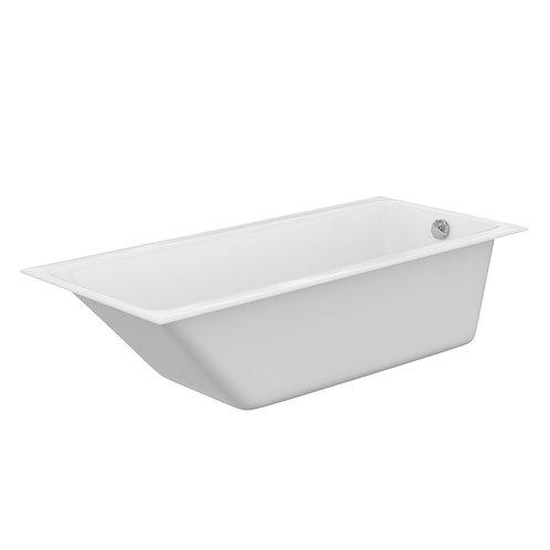 Акриловая ванна CREA 180