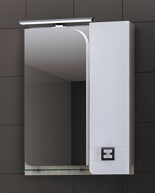BRUNO 60 Шкаф-зеркало антик №102-600