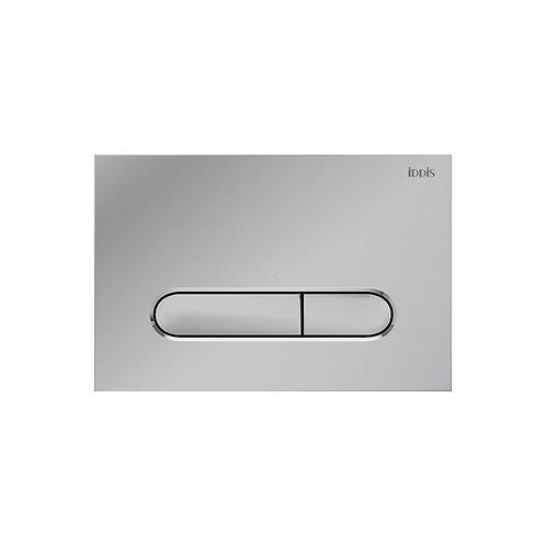 Клавиша смыва, универсальная, хром, Unifix, 031, IDDIS, UNI31CHi77