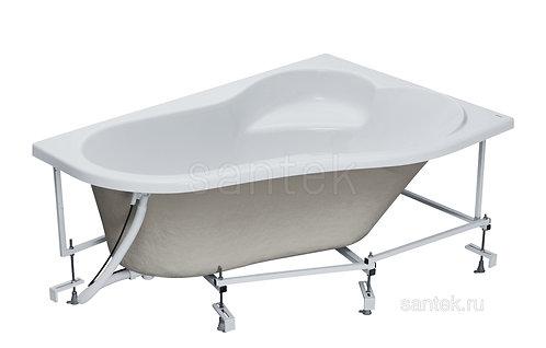 Ванна Santek Ибица XL 160х100 R асимметричная белая 1WH112037
