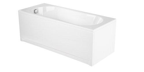 Акриловая ванна NIKE 170 с рамой и панелью
