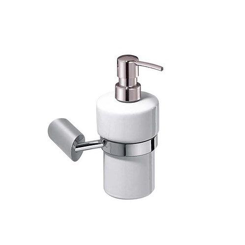 Дозатор для жидкого мыла, керамика, латунь, Bafin, MILARDO, BA091MI