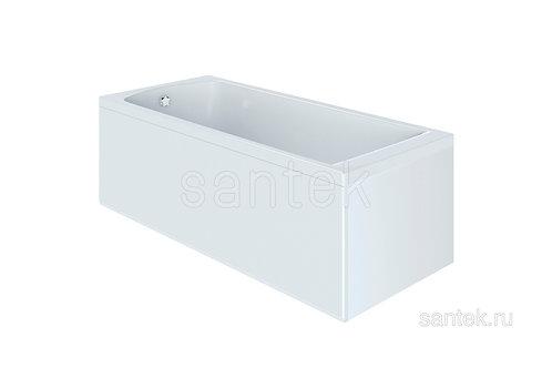 Ванна Santek Фиджи 170х75 с рамой панелью и сифоном