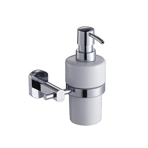 Дозатор для жидкого мыла, латунь, керамика, Tasman, Milardo, T091MI