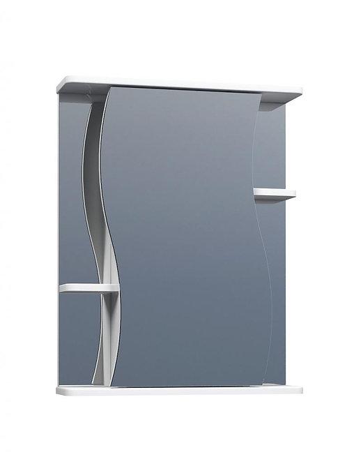 ALESSANDRO 1 55 Шкаф-зеркало 3-550-Л с светом