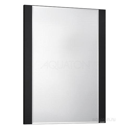 Зеркало Aquaton Ария 50 черный глянец 1A140102AA950