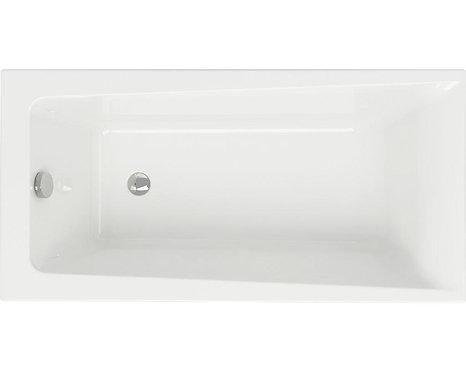 Ванна акр. LORENA 140-70 с каркасом и панелью