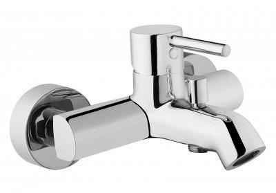 Minimax S Смеситель для ванны,р/душа,настенн.
