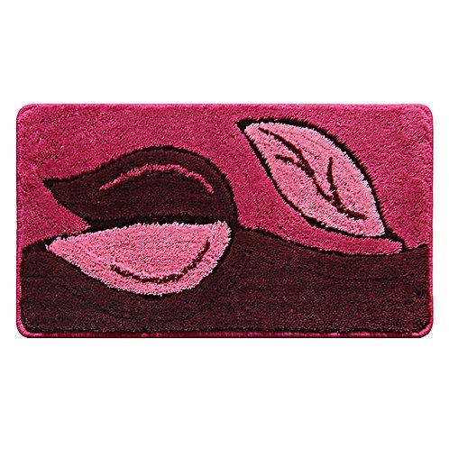 Коврик для ванной комнаты, 40*70 см, акрил, Magic Lily (rose), Milardo, 450A470M