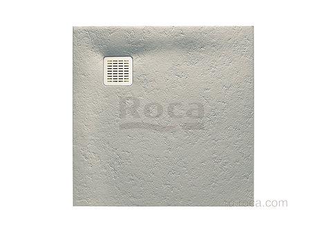 Душевой поддон Roca Terran 900X900 Cemento