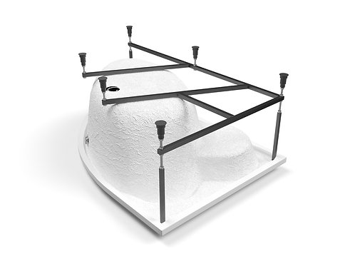 Каркас для акриловых ванн KALIOPE 170