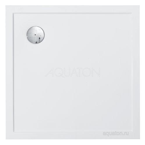 Душевой поддон Aquaton Калифорния 80х80 квадратный белый 1A713836CA010