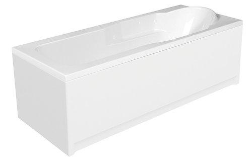 Акриловая ванна SANTANA 170 с рамой и панелью