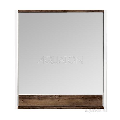 Зеркало Aquaton Капри 80 Таксония темная 1A230402KPDB0