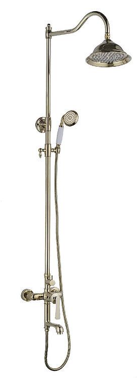 HB24181-5 Душевая система золото