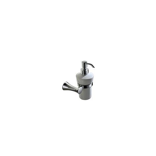 Дозатор для жидкого мыла, латунь, керамика, Vico, IDDIS, VICSBC0I46