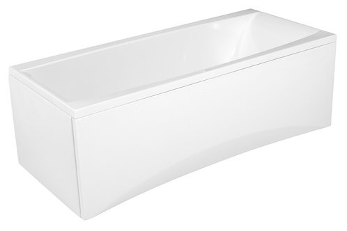 Акриловая ванна VIRGO 170 с рамой и панелью