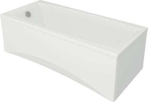 Акриловая ванна VIRGO 180 с рамой и панелью
