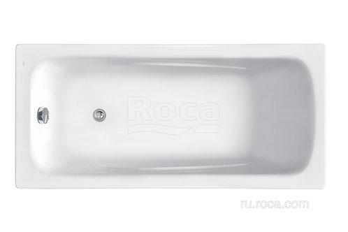 Ванна Roca Line 170х70 с рамой\панелью\сифоном