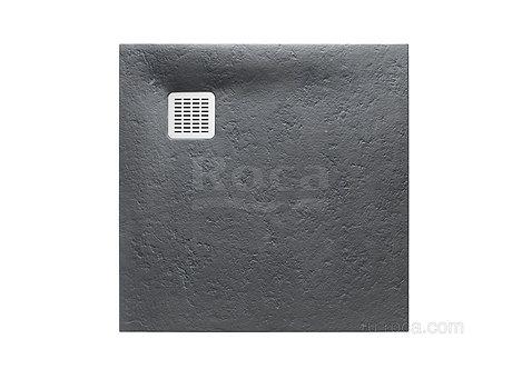 Душевой поддон Roca Terran 900X900 Pizarra