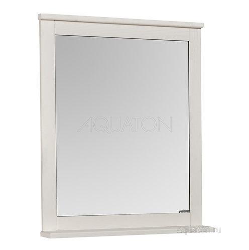 Зеркало Aquaton Леон 65 дуб белый 1A187102LBPS0