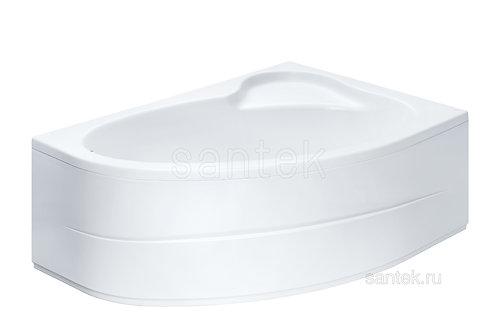 Ванна Santek Эдера 170х110 R асимметричная белая 1WH111994