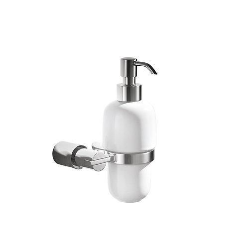 Дозатор для жидкого мыла, латунь, керамика, Monet, IDDIS, MONSBC0I46