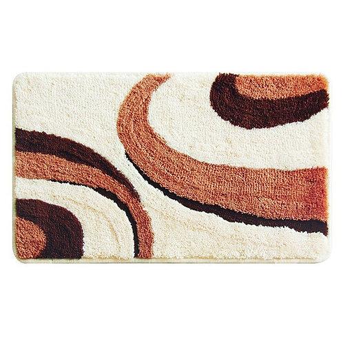 Коврик для ванной комнаты, 40*70 см, акрил, Sand Dune, Milardo, 430A470M12