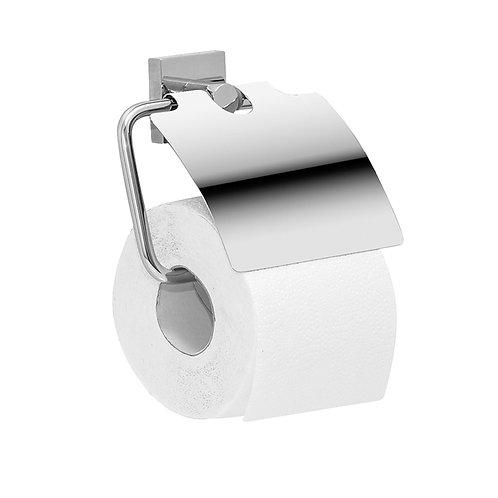 Держатель для туалетной бумаги с крышкой, латунь, Edifice, IDDIS, EDISBC0i43