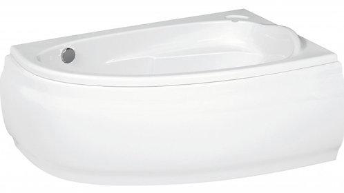 Акриловая ванна JOANNA 140 правая