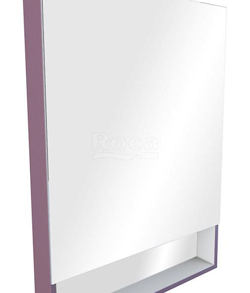Зеркальный шкаф Roca The Gap 60 фиолетовый ZRU9302751