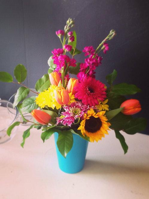 """Bouquet """"Savannah"""" sans vase"""