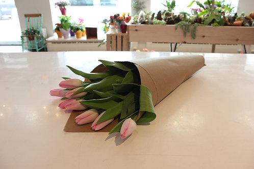 Bouquet de tulipes de l'Île-du-Prince-Édouard