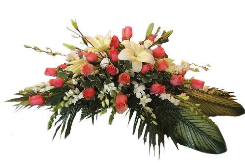Bouquet funéraire 3