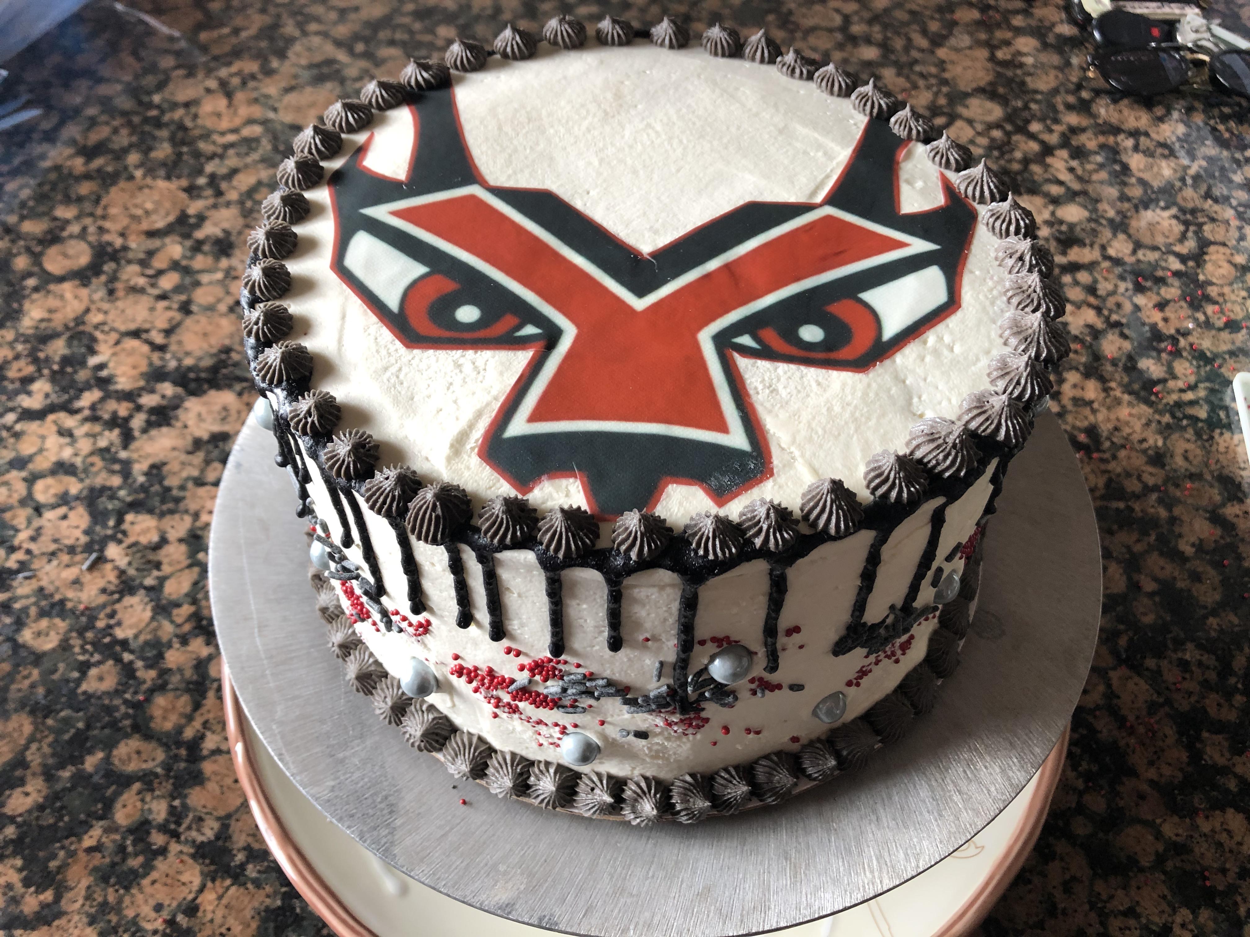 Dirt Dawg Cake