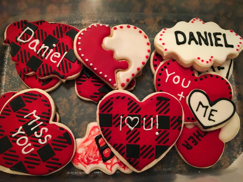 man valentines