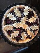Bluebrry Pie