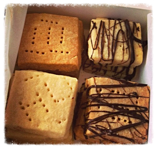 Shortbread-Four Ways