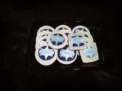Sheriff Sugar Cookies