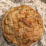 Woven Crust Pie