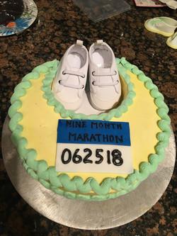 Runner's Cake