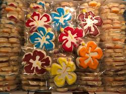 Hibiscus Sugar Cookies